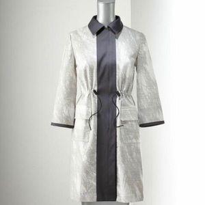 Simply Vera Vera Wang Long Jacket